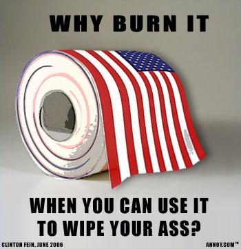 Why Burn It?