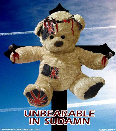 Unbearable in Sudamn