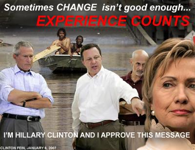 Hillary Clinton: Sometimes Change Isn't Good Enough